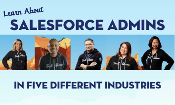 Discover Your Awesome Admin Superpower! - Salesforce Admins