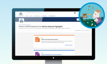 Salesforce for Admins Keynote Trailmix