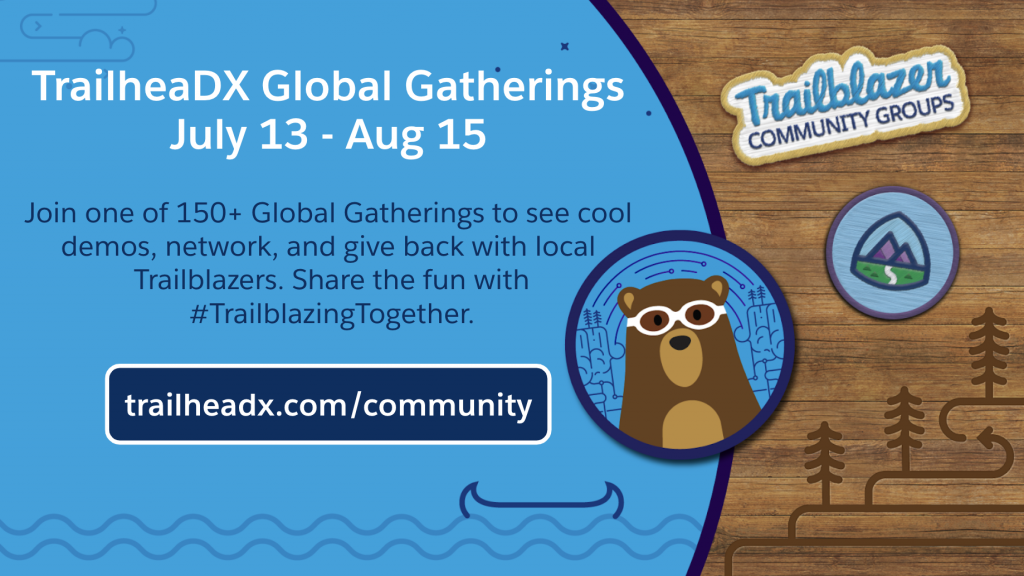 Join a TDX Global Gathering