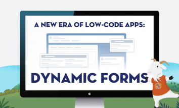 dynamic forms low code love