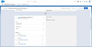 Using values from a Workday record to create a User record in Salesforce