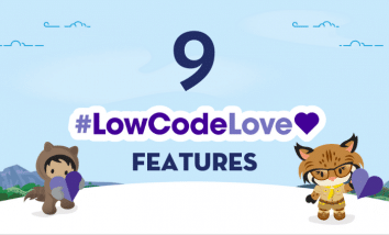 low code love image with astro and cappy