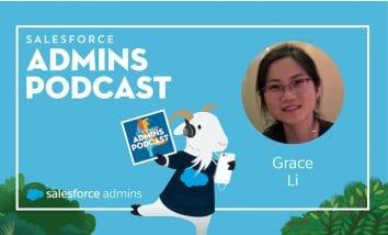 Grace Li Podcast Badge