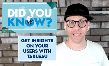 """J. Steadman next to the Salesforce Admin """"Did You Know"""" video series logo."""