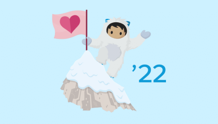 Salesforce Winter'22 Release Notes: Quick Overview