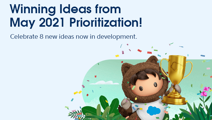 May 2021 Prioritization featured image