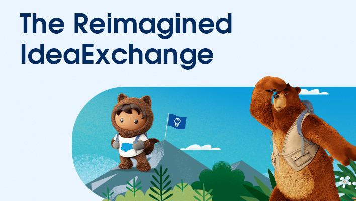 The Reimagined IdeExchange.